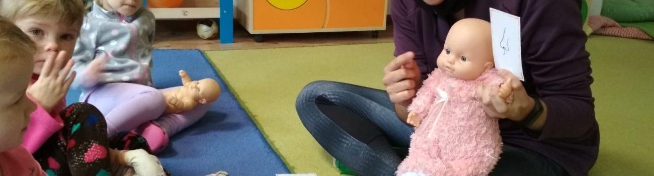 """Kurs """"Opiekun w żłobku lub klubie dziecięcym – szkolenie uzupełniające (80H)"""